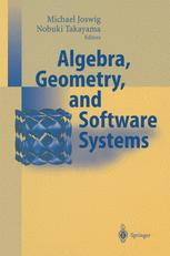 Algebra, Geometry and Software Systems