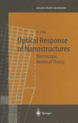 Optical Response of Nanostructures