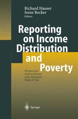 Reporting on Income Distribution and Poverty