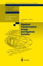 Algebraic Transformation Groups and Algebraic Varieties