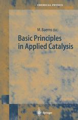 Basic Principles in Applied Catalysis