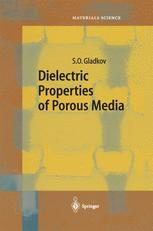 Dielectric Properties of Porous Media