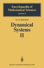 Dynamical Systems II