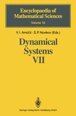 Dynamical Systems VII