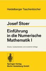 Einführung in die Numerische Mathematik I