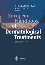 European Handbook of Dermatological Treatments