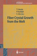 Fiber Crystal Growth from the Melt
