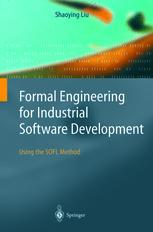 Formal Engineering for Industrial Software Development