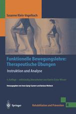 Funktionelle Bewegungslehre: Therapeutische Übungen