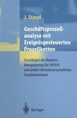 Geschäftsprozeßanalyse mit Ereignisgesteuerten Prozeßketten