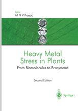 Heavy Metal Stress in Plants