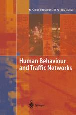 Human Behaviour and Traffic Networks