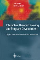 Interactive Theorem Proving and Program Development