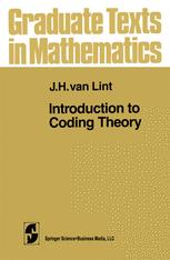 Introduction to Coding Theory
