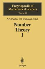 Number Theory I