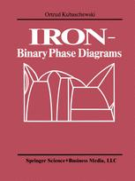 IRON—Binary Phase Diagrams