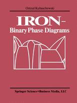 IRON—Binary Phase Diagrams
