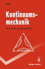 Kontinuumsmechanik