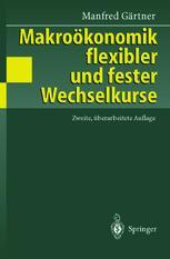 Makroökonomik flexibler und fester Wechselkurse