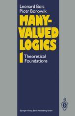 Many-Valued Logics