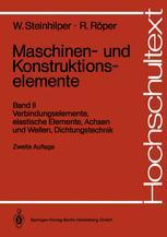 Maschinen- und Konstruktionselemente