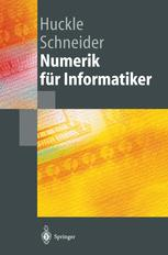 Numerik für Informatiker