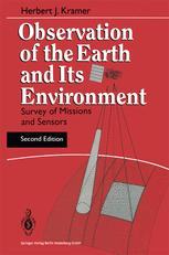 Observation of the Earth and its Environment