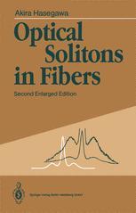 Optical Solitons in Fibers