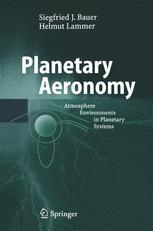 Planetary Aeronomy