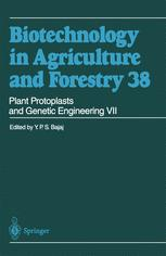 Plant Protoplasts and Genetic Engineering VII