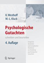 Psychologische Gutachten