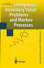 Semigroups, Boundary Value Problems and Markov Processes
