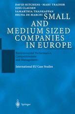 Small and Medium Sized Companies in Europe