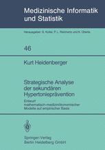 Strategische Analyse der sekundären Hypertonieprävention