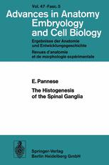 The Histogenesis of the Spinal Ganglia