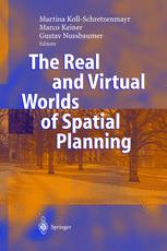 The Real and Virtual Worlds of Spatial Planning