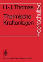 Thermische Kraftanlagen