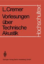 Vorlesungen über Technische Akustik