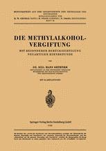 Die Methylalkoholvergiftung