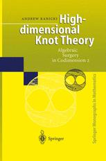High-dimensional Knot Theory