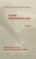 Kleine Meteoritenkunde