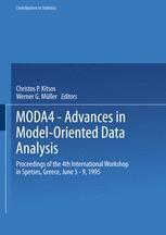 MODA4 — Advances in Model-Oriented Data Analysis