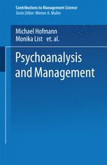 Psychoanalysis and Management