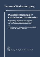Qualitätssicherung der Rehabilitation Herzkranker