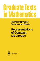 Representations of Compact Lie Groups