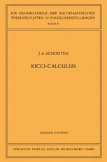 Ricci-Calculus