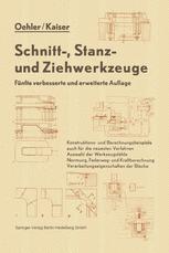 Schnitt-, Stanz- und Ƶiehwerkzeuge