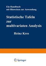 Statistische Tafeln zur multivariaten Analysis