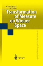 Transformation of Measure on Wiener Space