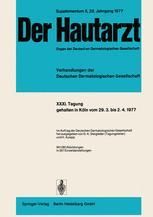 Tagung, gehalten in Köln vom 29.3. bis 2.4.1977